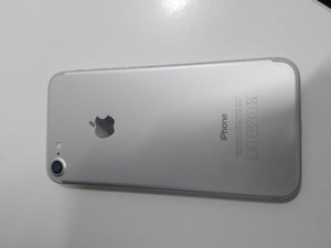 Used iPhone 7 , 256 Gb , Silver in Dubai, UAE