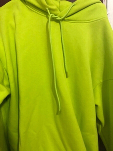 Used Martin rose neon hoodie in Dubai, UAE