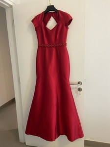 Used Beautiful Des THEIA Gown - NEW  in Dubai, UAE