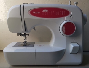 Used Brother Sewing Machine XL2220 with box  in Dubai, UAE