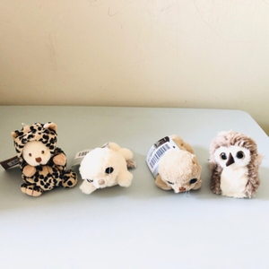 Used 4 Swedish handmade Bukowski soft toys in Dubai, UAE