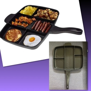 Used MAGIC PAN(5N1) INNOVATIVE COOKWARE  in Dubai, UAE