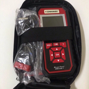 Used Professional OBD2 scanner (new) in Dubai, UAE
