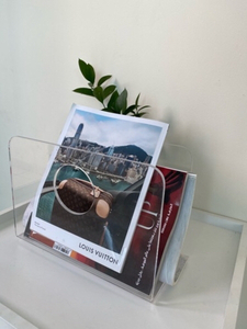 Used Acrylic newspaper stand  in Dubai, UAE