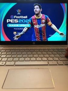 Used Pes 2021 steam access. Offline mode in Dubai, UAE