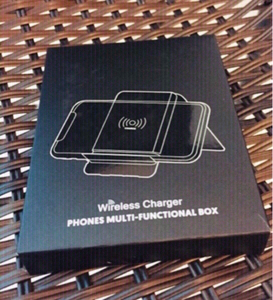 Used wireless multifunctional chargers 1 BOX  in Dubai, UAE