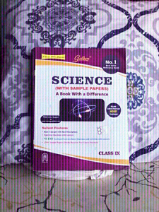 Used New Golden Science guide 📖 NCERT 9th👇 in Dubai, UAE