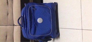 Used Kipling & sketchers troll bag preloved in Dubai, UAE