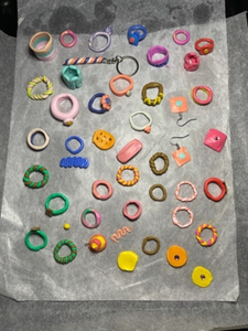 Used chucky clay rings  in Dubai, UAE