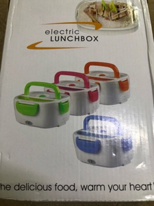 Used Electric lunch box brand new in Dubai, UAE