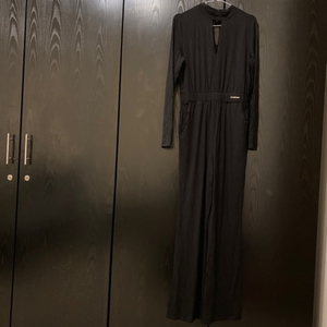 Used bebe black Jumpsuit  in Dubai, UAE