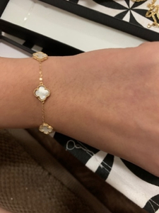 Used 18k solid gold braclet in Dubai, UAE