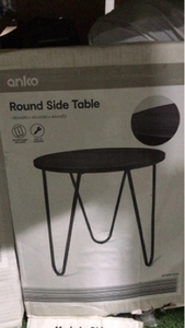 Used Round side table  in Dubai, UAE