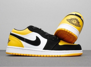 Used Air Jordan 1 Shoes Low Cut in Dubai, UAE