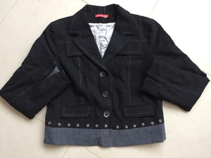 Used new ALAIN MANOUKIAN jacket, M in Dubai, UAE