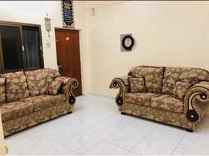 Used Sofa Set 3+2+1+1 (1500aed) in Dubai, UAE