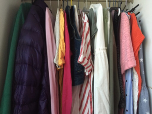 Used bundle of branded clothes (more than 50) in Dubai, UAE