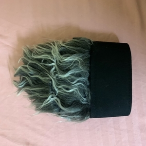 Used Wig landlord hat black  in Dubai, UAE