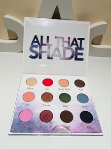 "Used Eye shadow ""ALL THAT SHADE"" in Dubai, UAE"