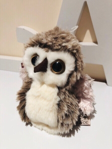 Used 3 owl hobo soft animal toys in Dubai, UAE
