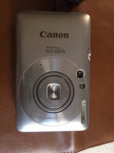 Used Canon ixus 100IS camera for sale in Dubai, UAE