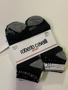 Used Authentic Roberto Cavalli 8 pairs socks  in Dubai, UAE