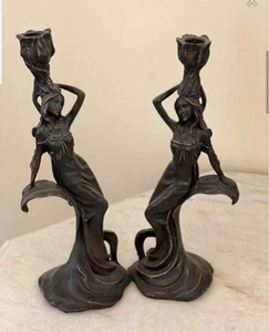 Used Candle holders - New handmade  in Dubai, UAE