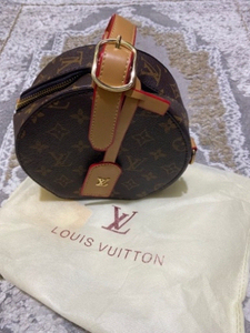 Used LV round monogram copy in Dubai, UAE