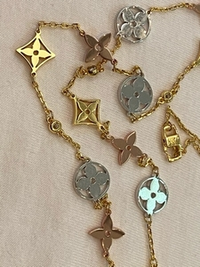 Used New LV Louis Vuitton necklace in Dubai, UAE