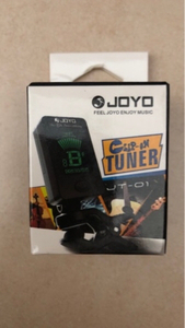 Used JOYO Guitar Tuner Clip-on digital  in Dubai, UAE