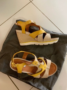 Used Geox wedges size 37 in Dubai, UAE