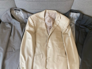 Used 3 Casual Blazers size L in Dubai, UAE