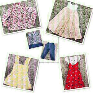 Used 3 Dress+ 3pcs FREE / 2-3 yr old girl💙 in Dubai, UAE