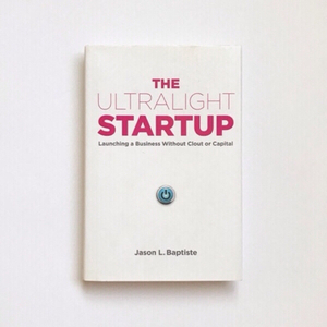 Used Book: The Ultralight Startup in Dubai, UAE
