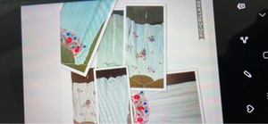 Used Bundle of 4 shirts with embroidery in Dubai, UAE