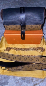Used LV oblong sling bag in Dubai, UAE