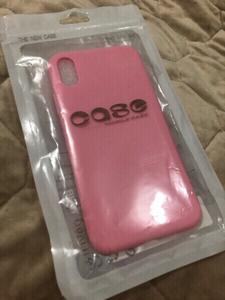 Used iPhone X Silicon Cover  in Dubai, UAE