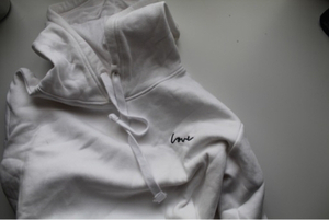 Used White Hoodie  in Dubai, UAE