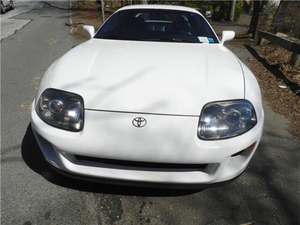 Used Toyota Supra 1994 Neatly Used in Dubai, UAE