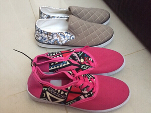 Used new sneakers, fit 40 (women) in Dubai, UAE