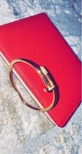 Used Cartier nail design bracelet in Dubai, UAE