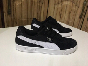 Used Authentic Puma sneakers G.Vilas size 43, in Dubai, UAE