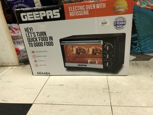 Used Geepas Electric Oven in Dubai, UAE
