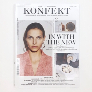Used Magazine: Konfekt  in Dubai, UAE