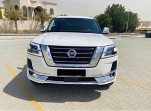 Used 2019 Nissan Patrol full options  in Dubai, UAE