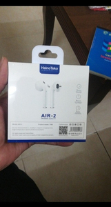 Used AIR2 NEW AIRPODS FREE COVER✅ in Dubai, UAE