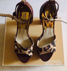 Used Michael Kors Heels size 36 💙 in Dubai, UAE