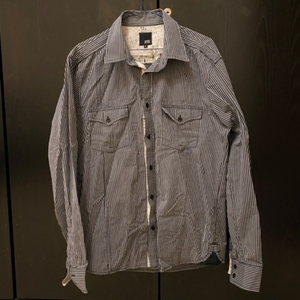 Used Jack & Jones Shirt Size XL Grey in Dubai, UAE
