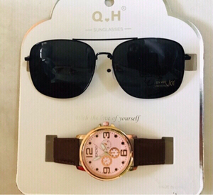 Used Watch & Sunglasses For Him ♥️ in Dubai, UAE