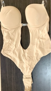 Used Backless body shaper bra for Party. in Dubai, UAE